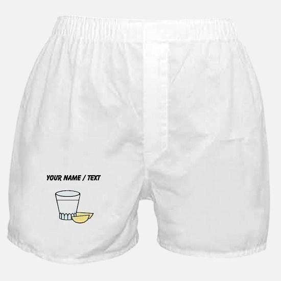 Custom Shot Glass Boxer Shorts
