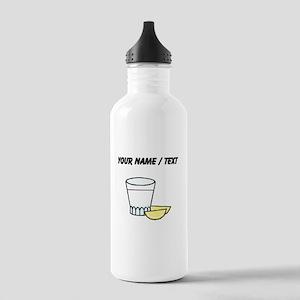 Custom Shot Glass Water Bottle