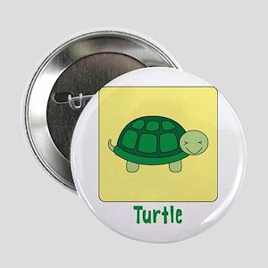 "Turtle 2.25"" Button"