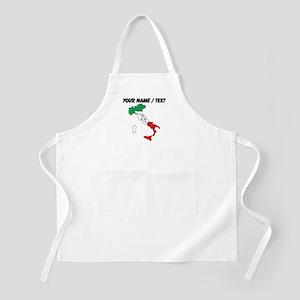 Custom Italy Apron