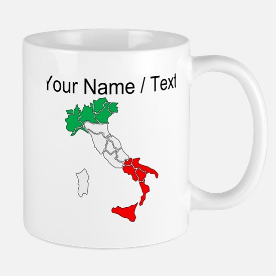 Custom Italy Mugs