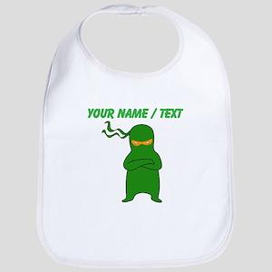 Custom Green Ninja Bib