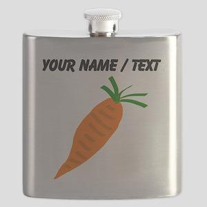 Custom Carrot Flask
