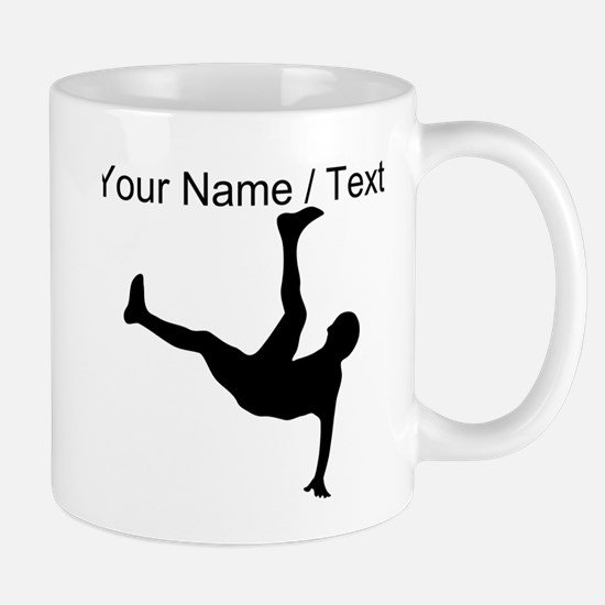 Custom Breakdancer Mugs