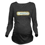 August Label Long Sleeve Maternity T-Shirt
