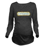 October Label Long Sleeve Maternity T-Shirt