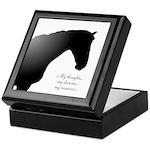 Horse Theme Item | Custom Keepsake Box #8065