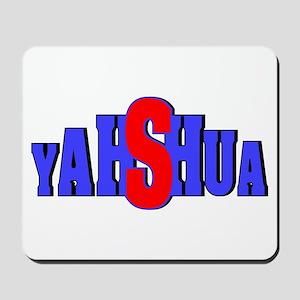 Yahshua Mousepad