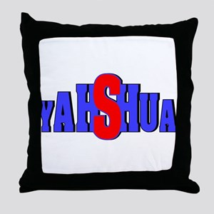 Yahshua Throw Pillow