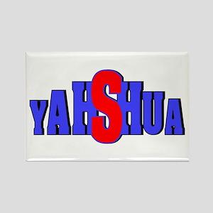 Yahshua Rectangle Magnet