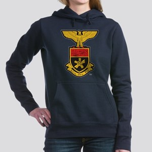 Alpha Eta Rho Crest Women's Hooded Sweatshirt