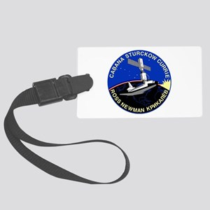 STS-88 Endeavour Large Luggage Tag