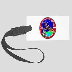 STS-89 Endeavour Large Luggage Tag