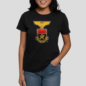 Alpha Eta Rho Crest Women's Dark T-Shirt