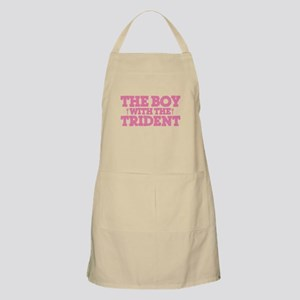 The Boy With The Trident Apron