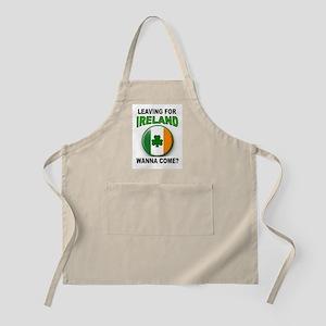 IRISH GOODBYE Apron