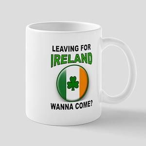IRISH GOODBYE Mugs