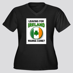 IRISH GOODBYE Plus Size T-Shirt