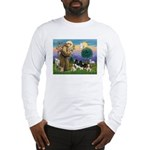 StFrancis-4Cavaliers Long Sleeve T-Shirt