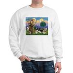 StFrancis-4Cavaliers Sweatshirt