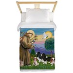 StFrancis-4Cavaliers Twin Duvet