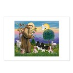 StFrancis-4Cavaliers Postcards (Package of 8)