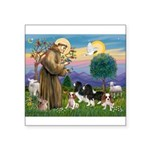 StFrancis-4Cavaliers Square Sticker 3