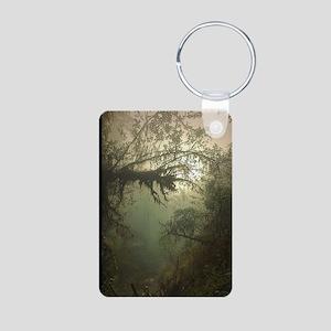 Irian Jaya Aluminum Photo Keychain