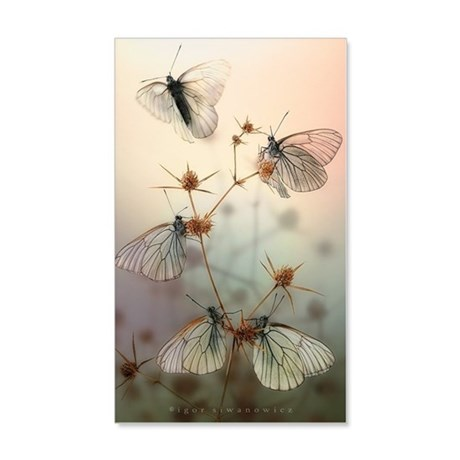 Wings 35x21 Wall Decal