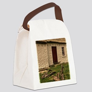 Donegal Cottage Canvas Lunch Bag