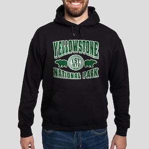 Yellowstone Established 1872 Hoodie (dark)