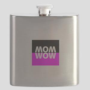 Mom Wow Flask
