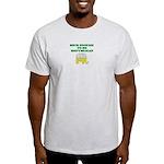 Rich Enough Ash Grey T-Shirt