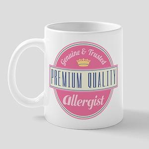 Allergist Vintage Gift Mug