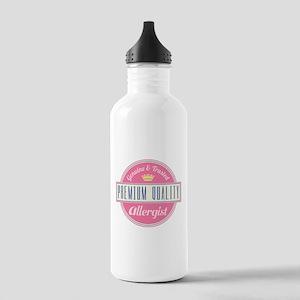 Allergist Vintage Gift Stainless Water Bottle 1.0L