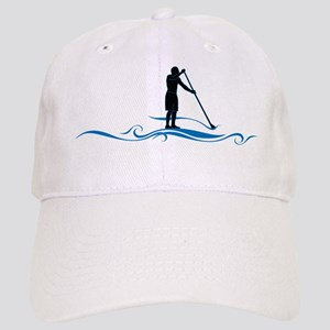 Stand Up Paddle-Waves Baseball Cap