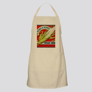 Vintage Label Art, Sugar Corn Apron