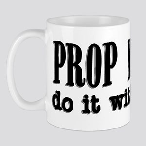 Prop Masters do it with Objec Mug