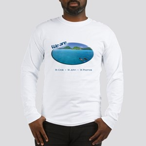 We are Snorkel Long Sleeve T-Shirt