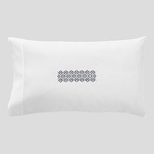 Skull Design Pillow Case