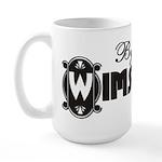 By My Wimsey Large Mug
