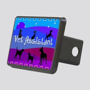Vet Assistant 1 Hitch Cover