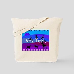 Vet Tech Blanket 2 Tote Bag