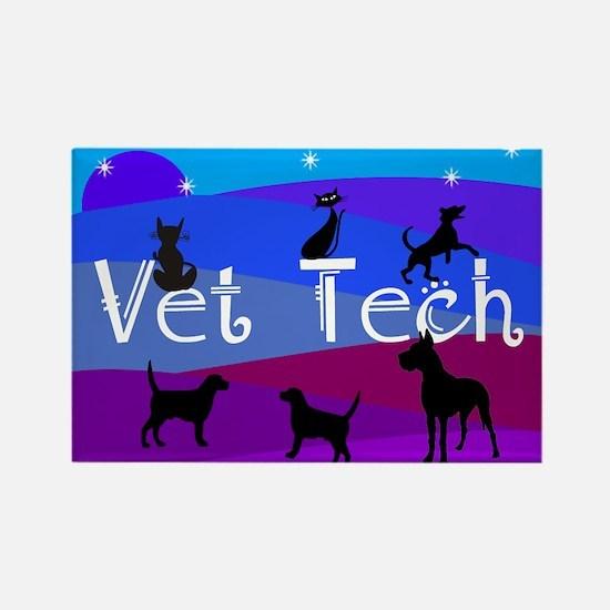 Vet Tech Blanket 1 Magnets