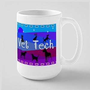 Vet Tech Blanket 1 Mugs