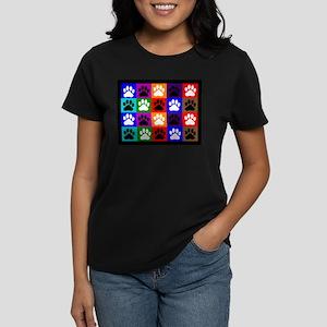 vet tech Paws blanket 1 T-Shirt