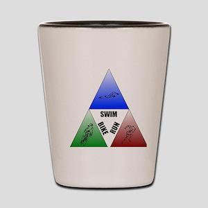Tri Shot Glass