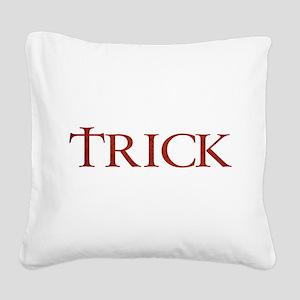 Celtic Trick Square Canvas Pillow