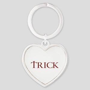 Celtic Trick Heart Keychain