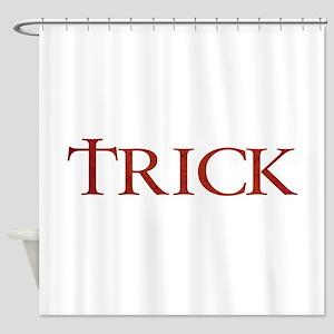 Celtic Trick Shower Curtain